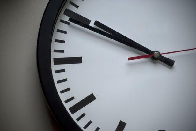 Post 1 – Decálogo de ayuda para Gestión del tiempo